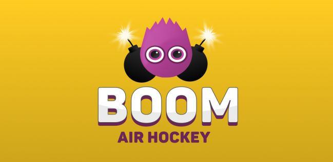 Boom Air Hockey released on Google Play!